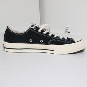 Converse Black/White Chuck 70s All Star Low Tops